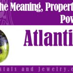 atlantisite meaning properties powers