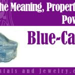Blue Calcite for love