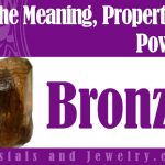 Bronzite for love