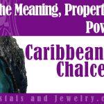 Caribbean Blue Chalcedony