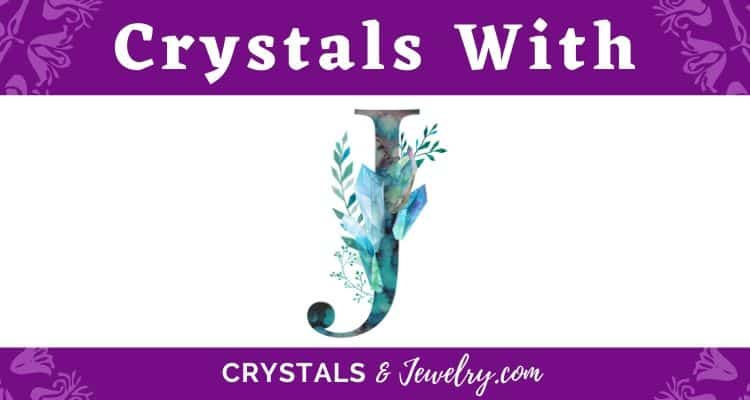 Crystals with J