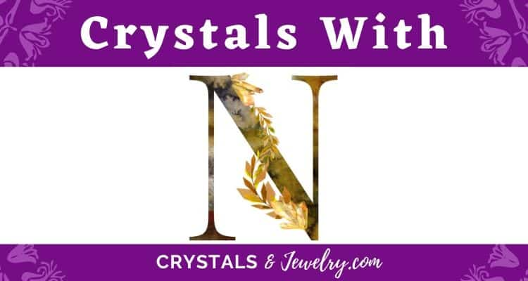 Crystals with N