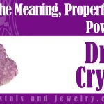 Druzy Crystal for protection