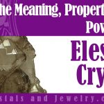 Elestial Crystal for luck and wealth