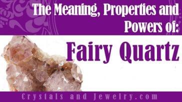 How to use Fairy Quartz?