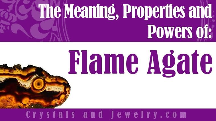 How to use Flame Agate?