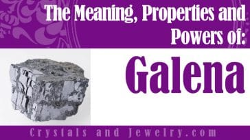 Galena for protection