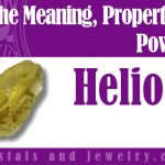 Heliodor for protection
