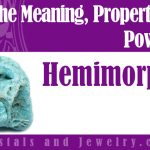 The meaning of Hemimorphite