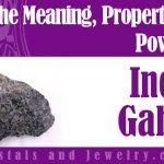 Indigo Gabbro for protection