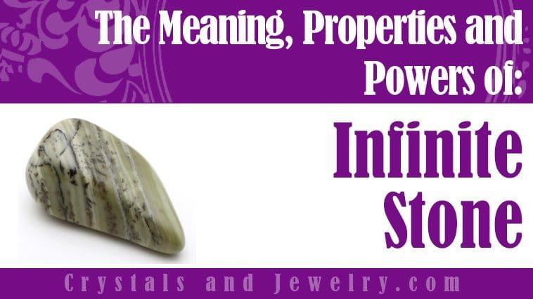 Infinite Stone properties and powers