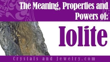 The meaning of Iolite