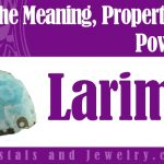 Is Larimar Lucky?