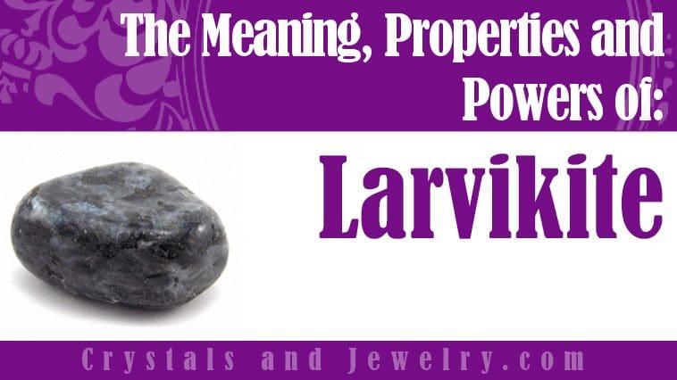 Larvikite