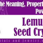 Lemurian Seed Crystal for love