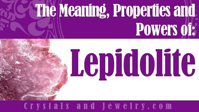 Lepidolite Discover How To Use It S Power To Transform
