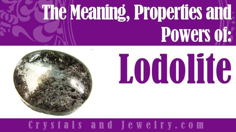 Lodolite for protection