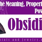 The meaning of Obsidian