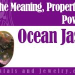 Ocean Jasper jewelry