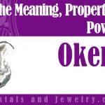 Okenite for love