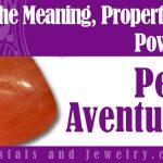 Peach Aventurine jewelry