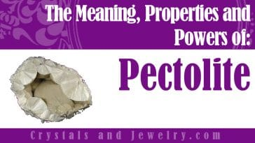 Pectolite for protection
