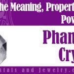 Phantom Crystal for love