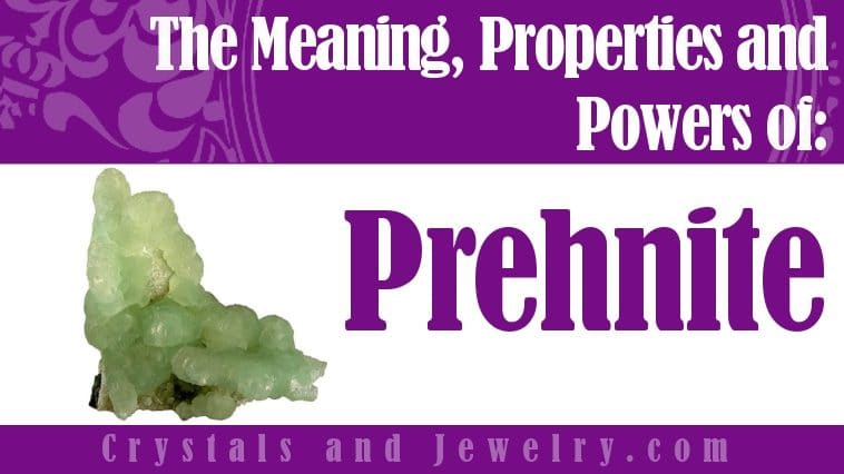Prehnite for love