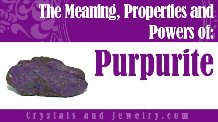 Purpurite is powerful