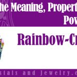 Rainbow Crystal for love