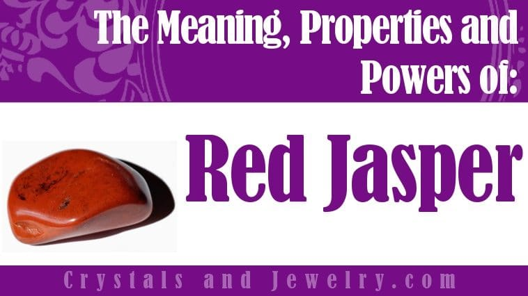 Is Red Jasper Lucky?