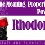 How to use Rhodonite?