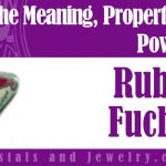 Ruby in Fuchsite for luck and wealth