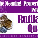 Rutilated Quartz for protection