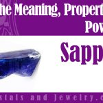 Sapphire properties and powers