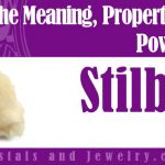 Stilbite is powerful