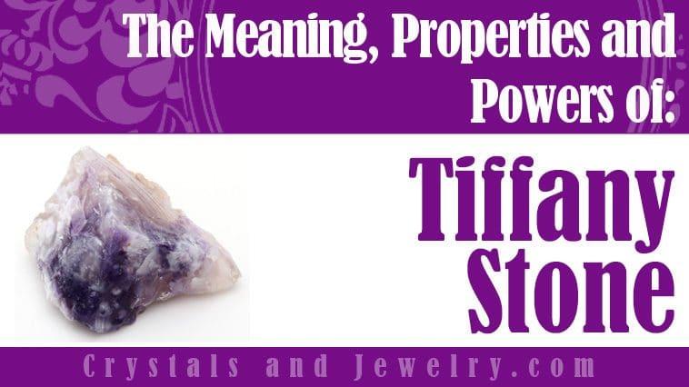 Tiffany Stone is powerful