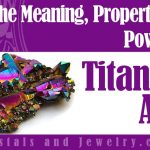 Titanium Aura for luck and wealth
