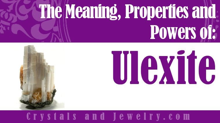 How to use Ulexite?
