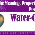 Water Opal