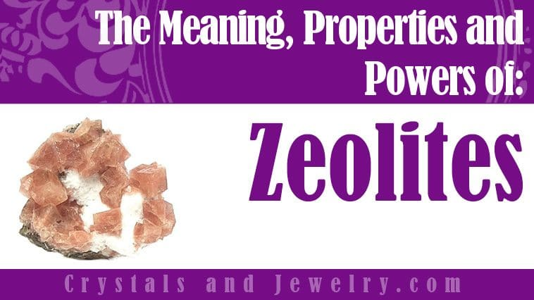 How to use Zeolites?