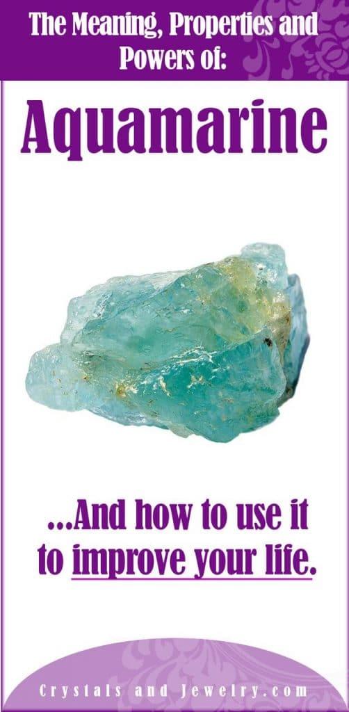 aquamarine meaning