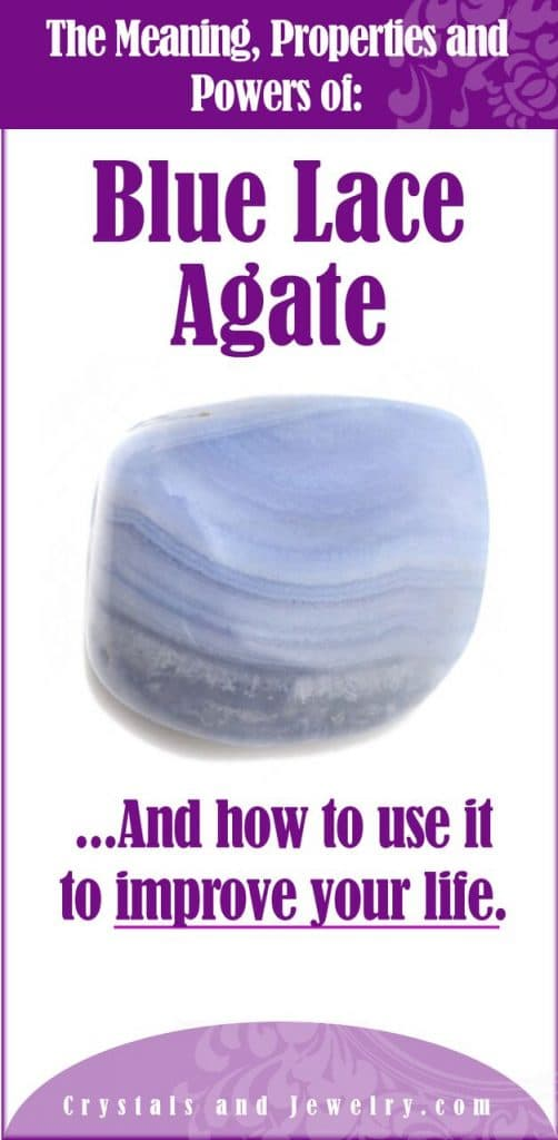 blue lace agate meaning