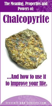 chalcopyrite meaning