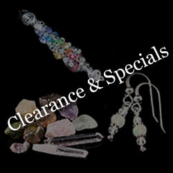 Clearance Energy Crystals Goodies