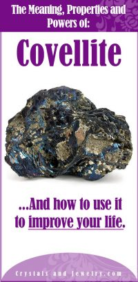 covellite meaning