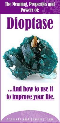 dioptase meaning