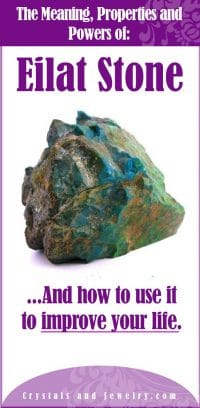 eilat stone meaning