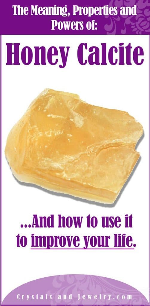 honey calcite meaning