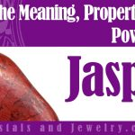 Jasper for protection